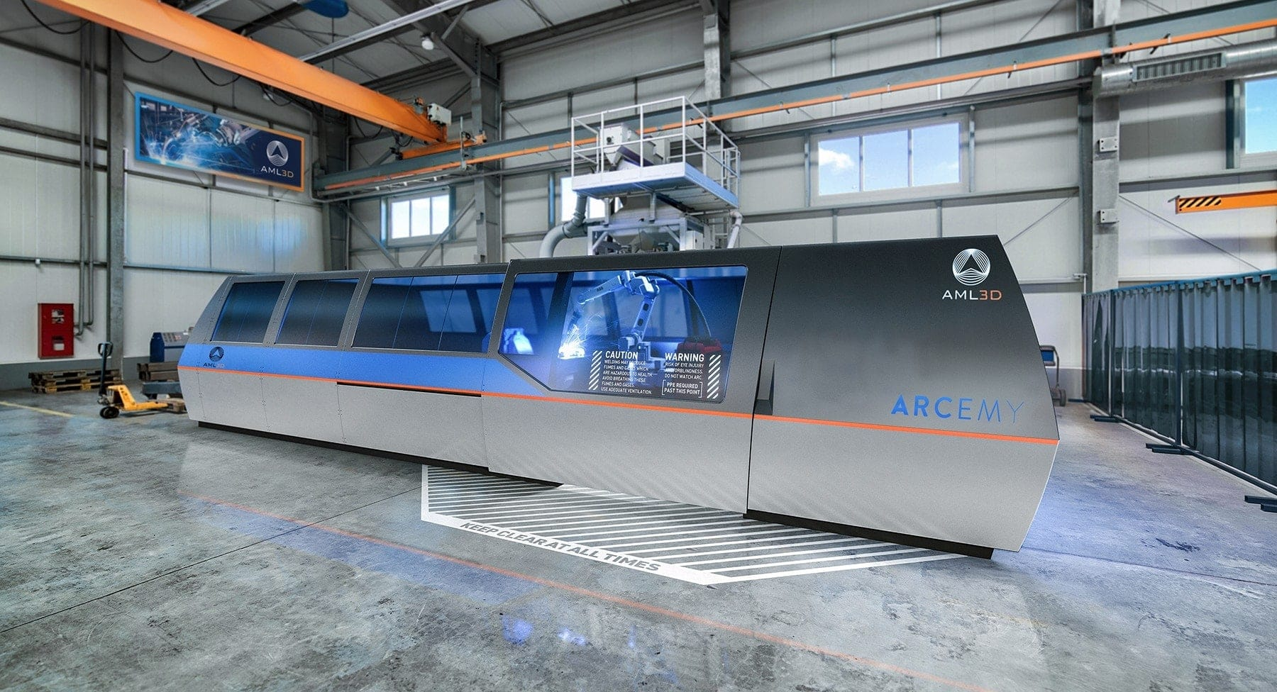 Rowlands Metalworks purchases Arcemy® module