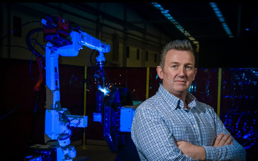Prototype lifting device to be manufactured for AUSTAL