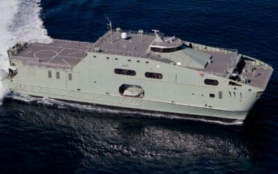 AML3D executes contract with Austal
