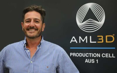 AML3D appoints new CFO – HAMISH McEWIN