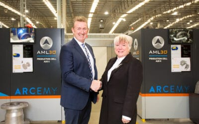 AML3D to establish R&D Facility