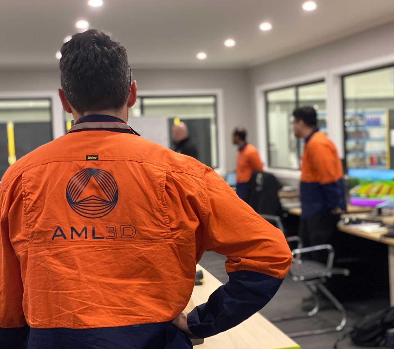 AML3D Staff Meet