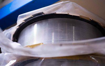 Breakthrough welding wire composite project